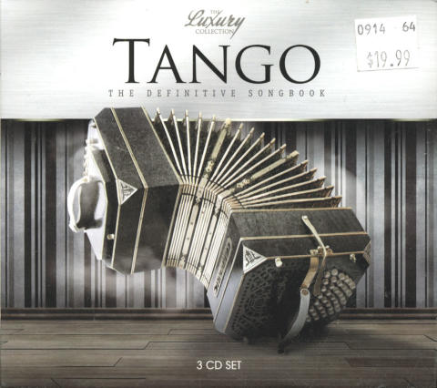 Tango: The Definitive Songbook CD