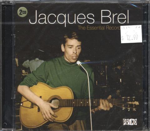 Jacques Brel CD