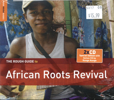 The Rough Guide to African Roots Revival CD
