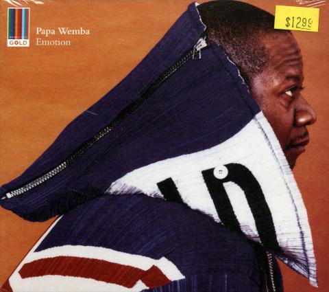 Papa Wemba CD