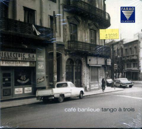 Tango a Trois CD