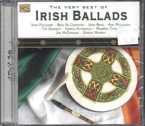 The very Best of Irish Ballads CD