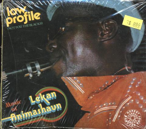 Mr Big Mouth / Lakan Animashaun CD