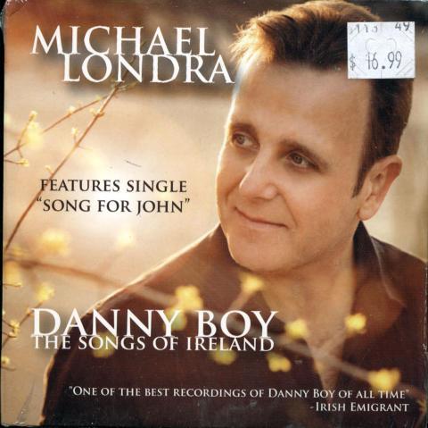 Michael Londra CD