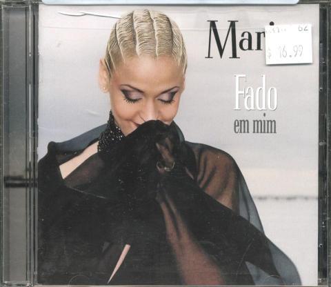 Mariza Fado CD
