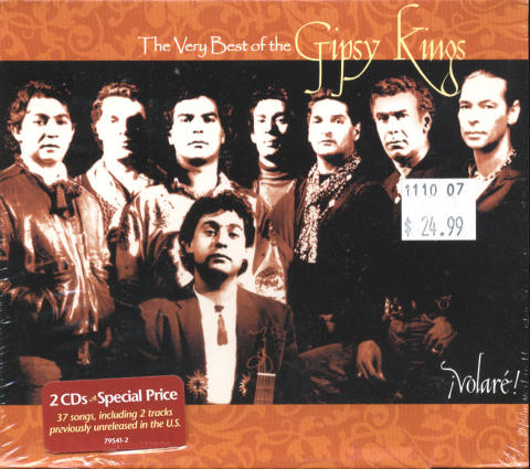 Gipsy Kings CD
