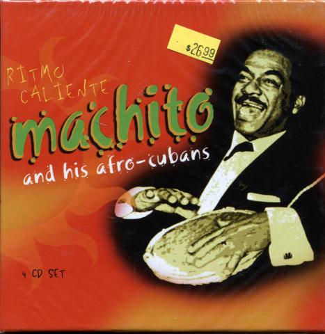 Machito & His Afro-Cubans CD