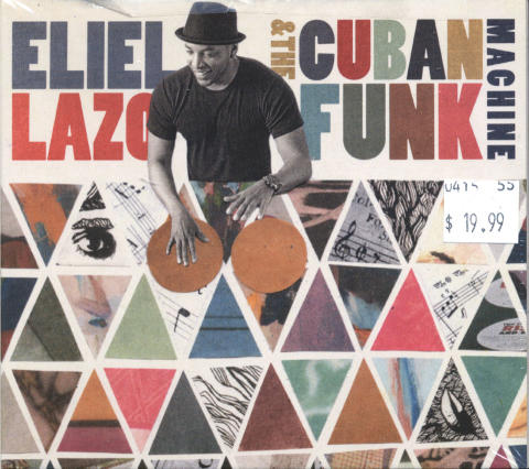 Eliel Lazo CD