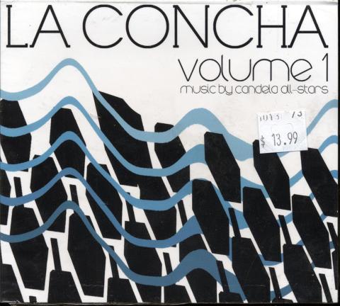 Candela All-Stars CD