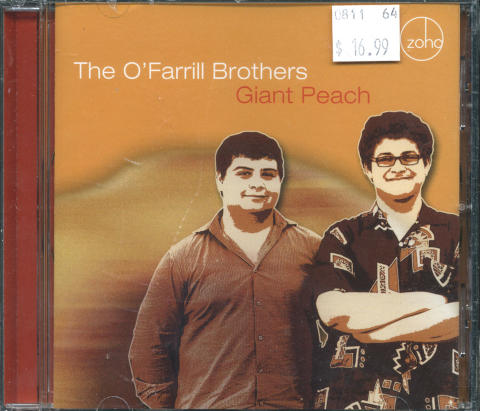The O'Farrill Brothers CD
