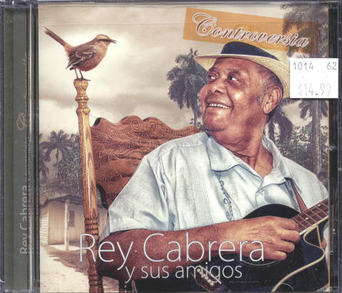 Rey Cabrera y Sus Amigos CD
