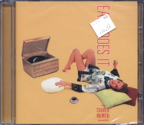 The Charlie Palmer Quartet CD