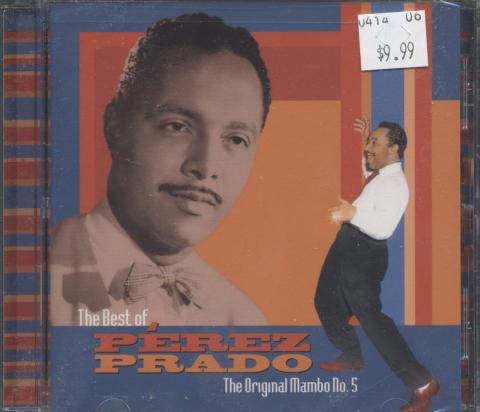 Perez Prado CD