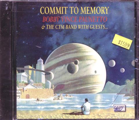 Bobby Vince Paunetto CD