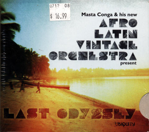 Masta Conga CD