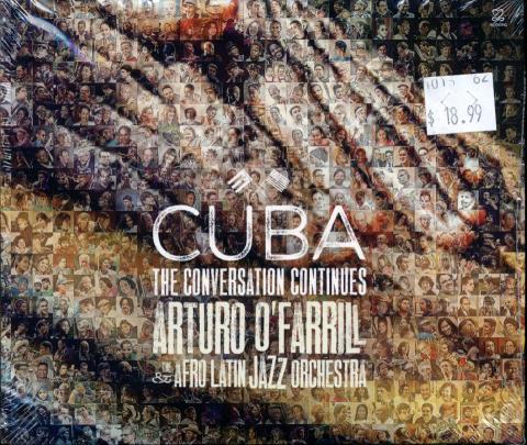 Arturo O'Farrill CD