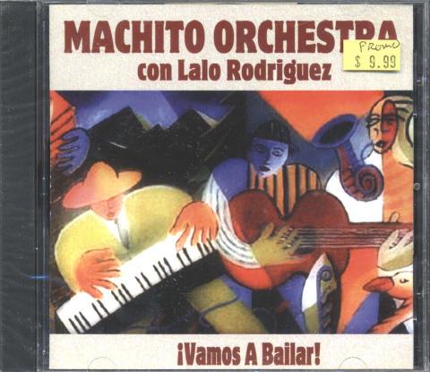Machito Orchestra CD