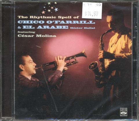 Chico O'Farrill CD