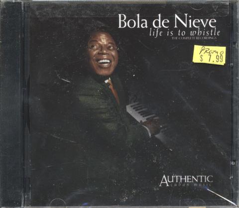 Bola de Nieve CD
