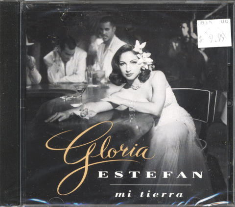 Gloria Estefan CD