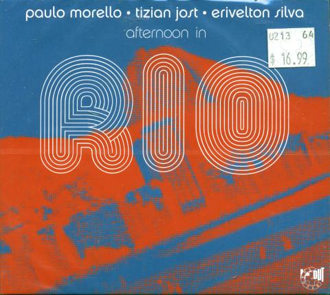 Paulo Morello CD