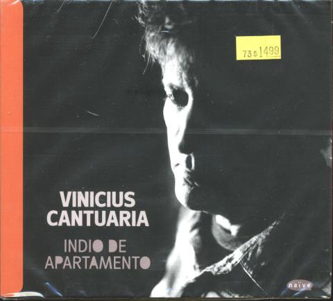 Vinicius Cantuaria CD