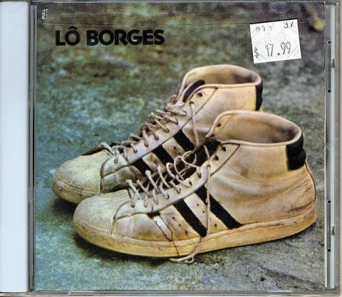 Lo Borges CD