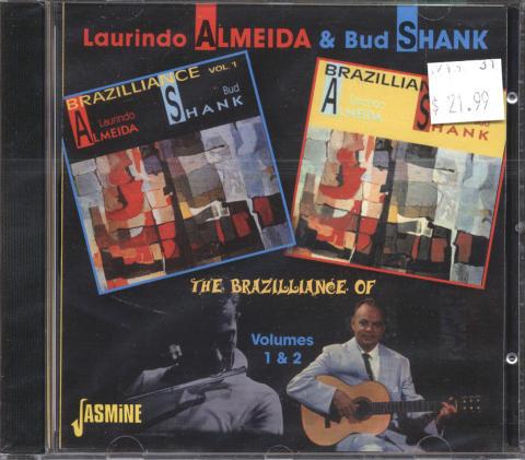 Laurindo Almeida & Bud Shank CD