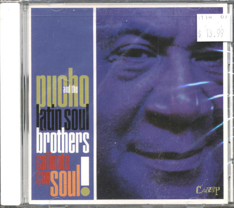 Pucho & The Latin Soul Brothers CD