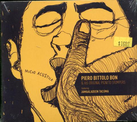 Piero Bittolo Bon CD