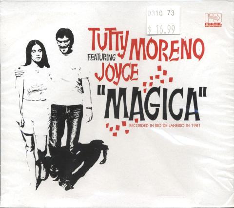 Tutty Moreno CD