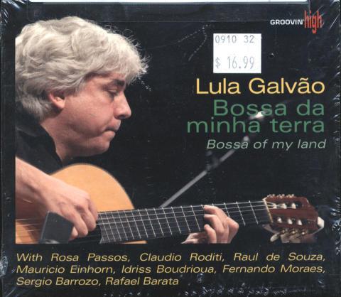 Lula Galvao CD