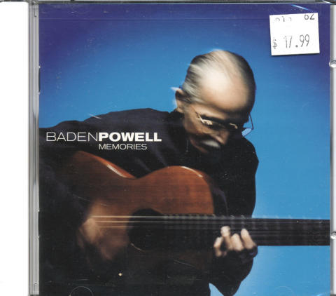 Baden Powell CD