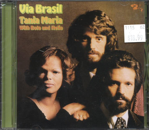 Tania Maria CD
