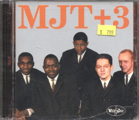MJT+3 CD