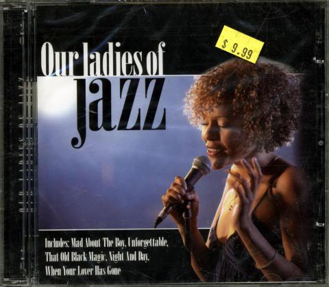 Our Ladies Of Jazz CD