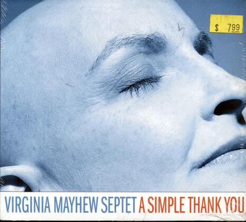 Virginia Mayhew Septet CD