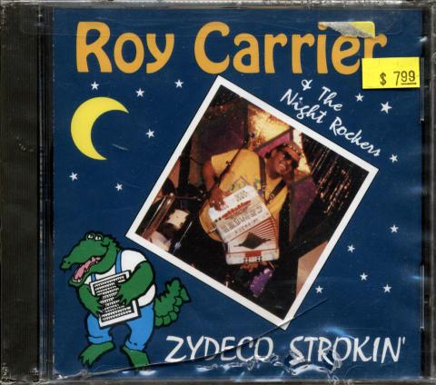 Roy Carrier CD