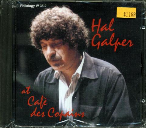 Hap Galper CD