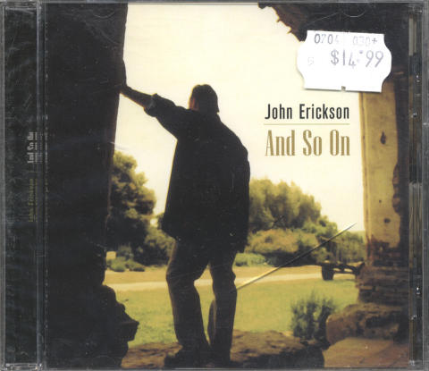 John Erickson CD