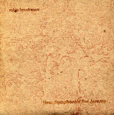 Robin Boudreaux CD