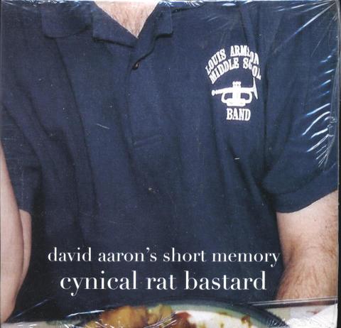 David Aaron's Short Memory CD