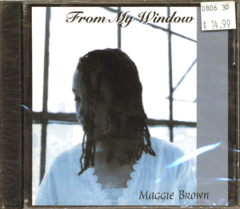 Maggie Brown CD