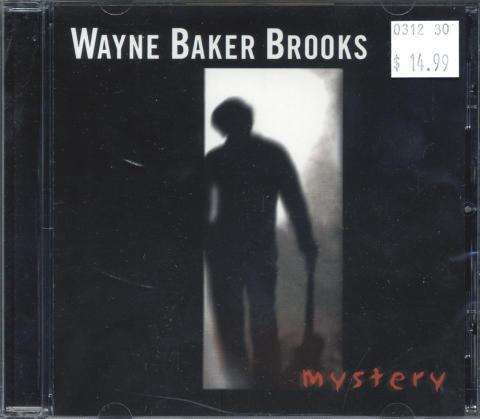 Wayne Baker Brooks CD