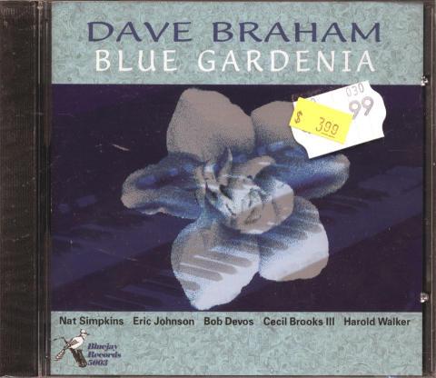 Dave Braham CD