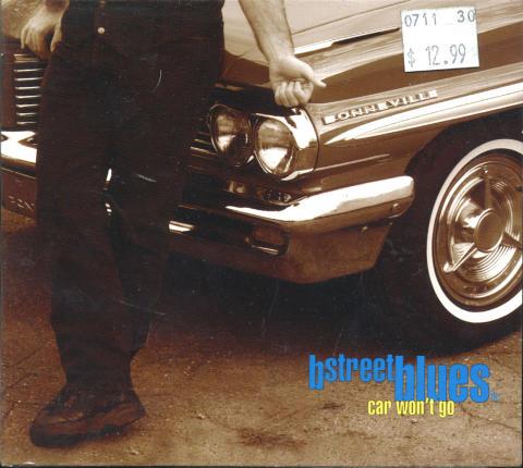 B Street Blues CD