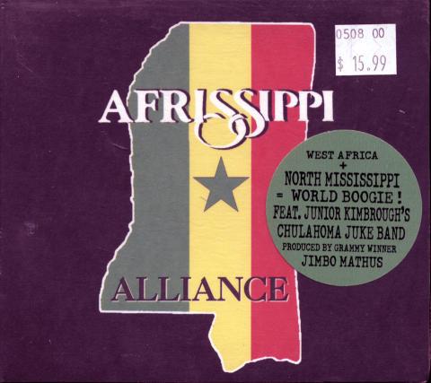 Afrissippi CD