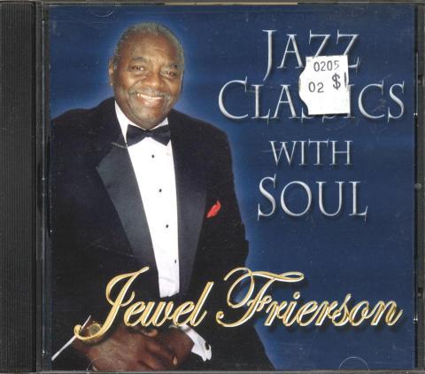 Jewel Frierson CD