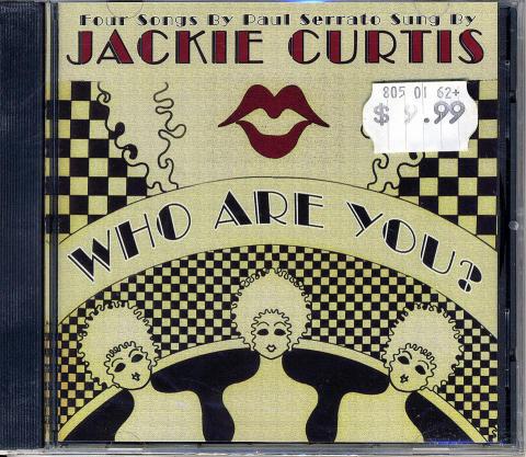 Jackie Curtis CD