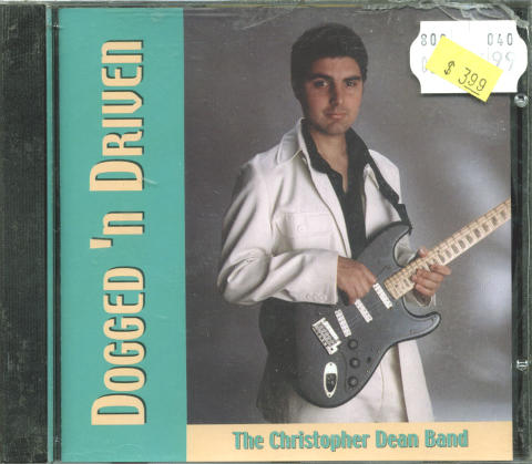 Christopher Dean Band CD